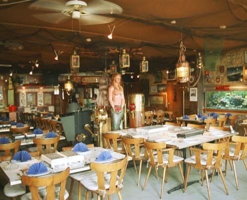 Gastraum Restaurant Treffpunkt Kaiserhafen