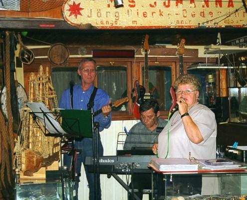 Band Restaurant Treffpunkt Kaiserhafen