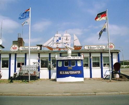 Treffpunkt Kaiserhafen